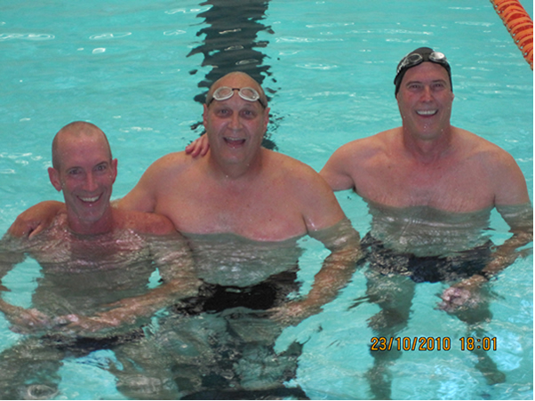 2010 Swimmers Photo